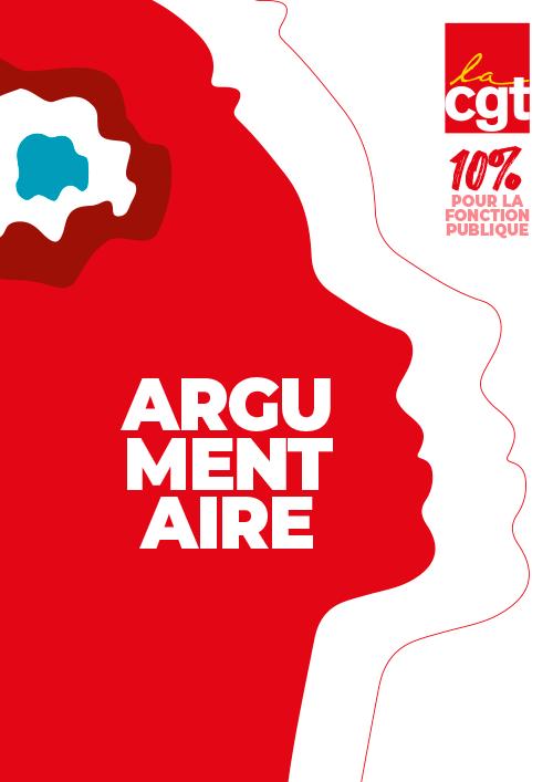 Argumentaire : 10% pour la Fonction publique
