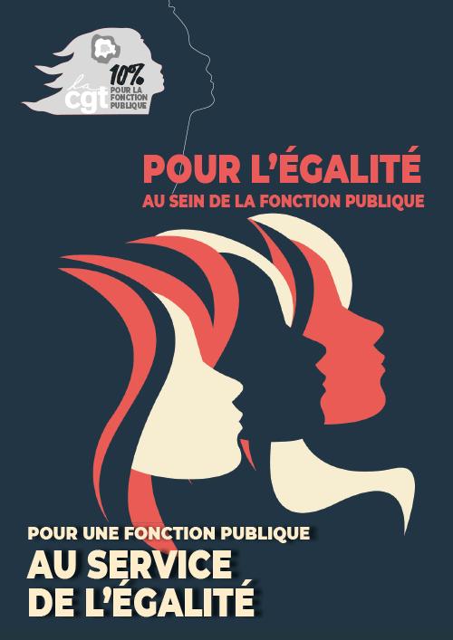 Tract : Pour l'égalité au sein de la Fonction publique